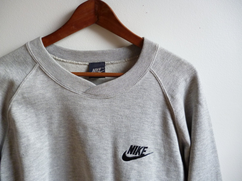 reserved for brooke unger vintage nos nike sweatshirt with. Black Bedroom Furniture Sets. Home Design Ideas