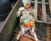 Scarecrow, FALL, Primitive Mr. Snoozles