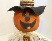 Halloween Primitive JUST JACK Witch Make Do