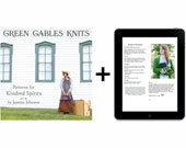 Green Gables Knits book bundle, print and digital