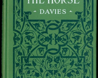 1911 The Horse by C T Davies