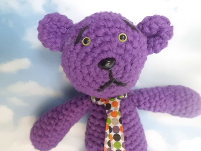 Amigurumi Supplies : Amigurumi kit and tutorial pattern with yarn
