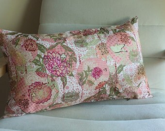 "SALE Free Spirit Cushion/Pillow Cover 12x20"" (30x50 cm)"