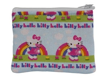 Hello Kitty Rainbow Coin Bag