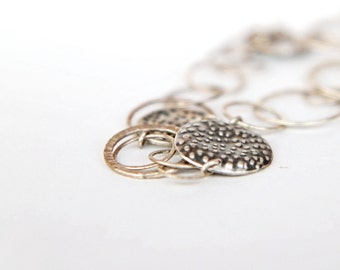 Sterling Silver Chain Necklace, Silver Chain, Silver Chain Necklace