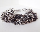 Prospero II - multi-chain bracelet mixed chain bracelet multichain bracelet
