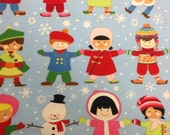 You ME Merry - Cotton quilting fabric BTY - Alexander Henry - Fabric 29 inches