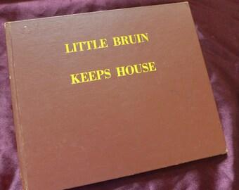 Little Bruin Keeps House 1959 A Haaken Christensen