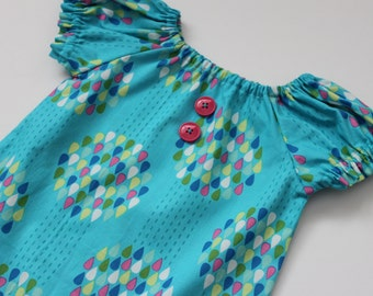 April Showers Dress - Ready to Ship - RTS