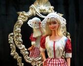 Barbie 70's Style Hippie Dress