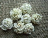 Sola Chrysanth Flowers  -- SET of 20 - Small