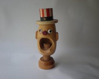 Vintage Fourth of July Nutcracker Guy