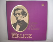 Vintage Vinyl Record Hector Berlioz And His Music Record Set Great Men Of Music Time Life