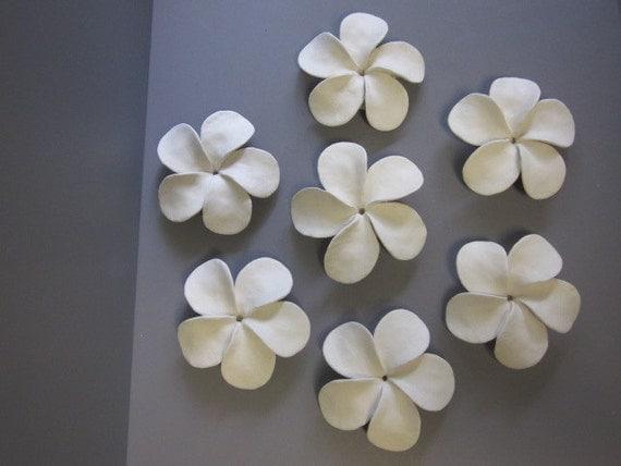 keramik blumen pansy wand h ngen von coastalceramics auf etsy. Black Bedroom Furniture Sets. Home Design Ideas
