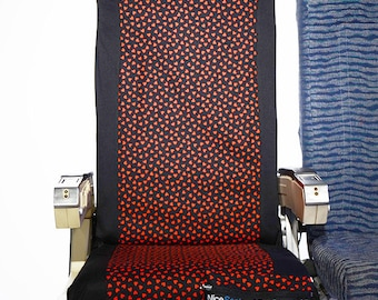 Washable Seat Covers that Work on Seats Everywhere- Valentines Hearts-Nice Seats-Make a Clean Getaway