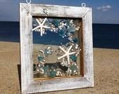 Beach Glass Window Hanger