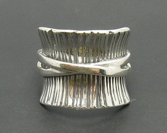 R000666 STERLING SILVER  Ring Solid 925