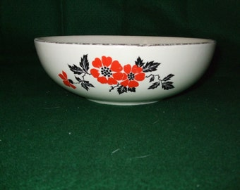 Hall Kitchenware China Salad Bowl