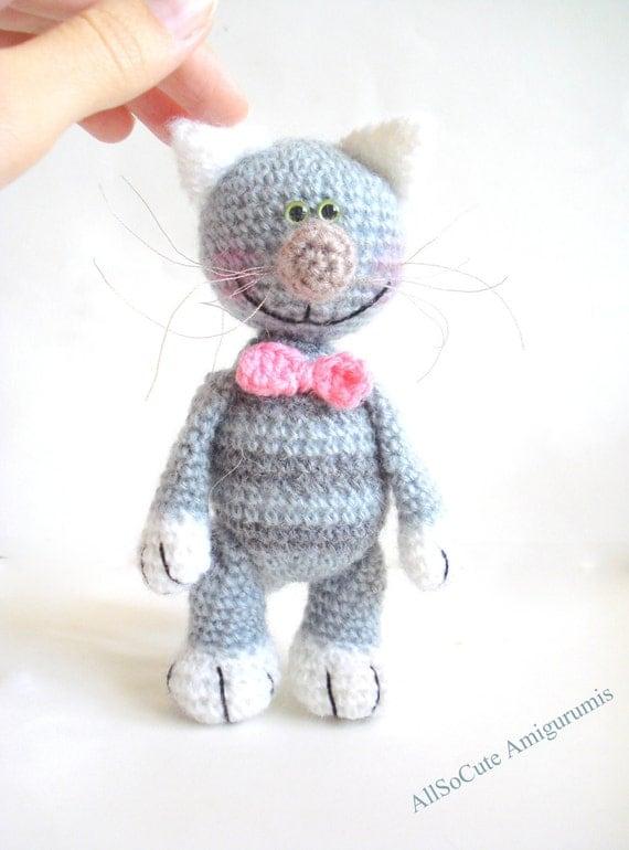 Amigurumi Cat Pattern Crochet tutorial Patterns