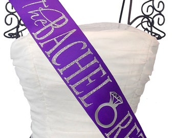 The Bachelorette Sash 2
