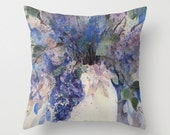 Outdoor Pillow, Lilac Celebration