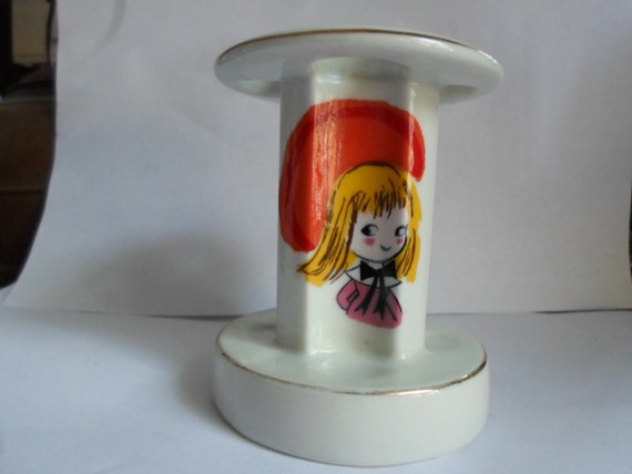 Vintage 1960s to 1970s retro toothbrush holder by for 1970 bathroom decor