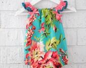 Gorgeous Summer Baby Girl Romper