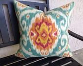 Ubud Sunstone Decorative Pillow Cover