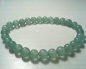 Green Aventurine 6mm- Therapeutic Bracelet for Healing