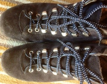 Vintage Fabiano hiking boots Italy