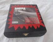 Pantera Vulgar Display of Power Stash Keepsake Box