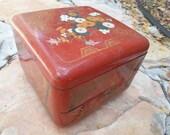 Vintage Asian Bento Box
