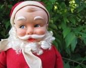 Vintage Santa Claus– a Georgene Doll