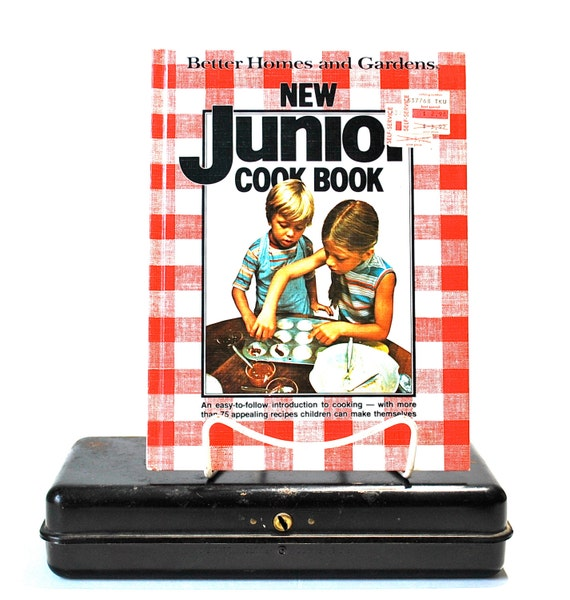 New Junior Cook Book Better Homes And Gardens 1982 Hc