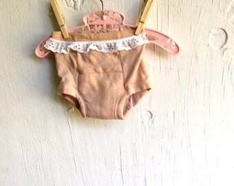 toddler panties, training pants, brand new, mocha panties, lace, hand dyed, little girl clothes, eco, gift
