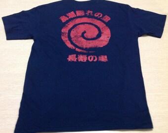 Naruto Uzushiogakure t-shirt