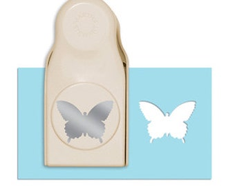 COUNTRY BUTTERFLY Extra Large Craft Punch by Martha Stewart