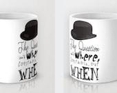 Community - Inspector Spacetime Mug