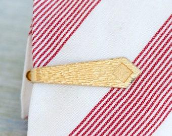 Miniature Tie - Vintage Tie Clip