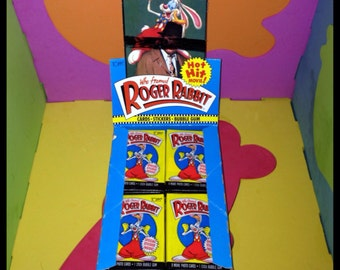 Who Framed Roger Rabbit Cards from the Childhood