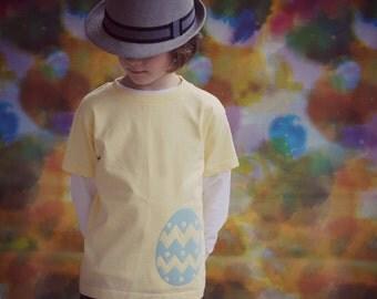 Easter egg kids t-shirt