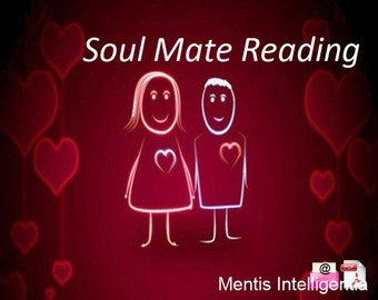 PSYCHIC LOVE READING  by  Medium Anya - Personal & Individual -  Email with Pdf