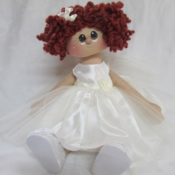 Rag Doll - Bridesmaid / Flower Girl