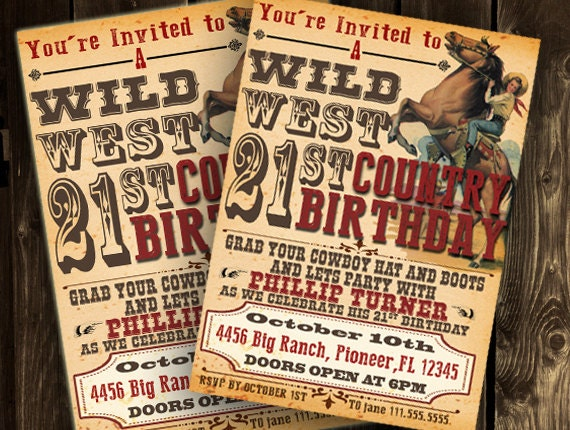 21St Invite Template was luxury invitations example