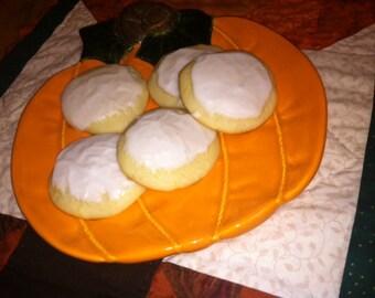 Lemon Ricotta Italian Cookies