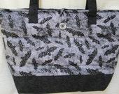 Tote Bag - Glitter Bats