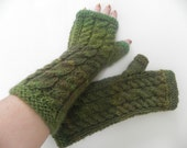 Wool Arm warmers, fingerless gloves, arm cuffs,Crazy color,Christmas gift