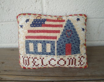 Items Similar To Cross Stitch Home Sweet Home On Etsy