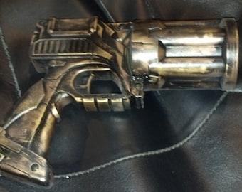 Steampunk blaster/ prop OOAK