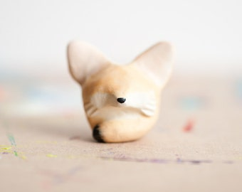 Le Fennec Fox Fat-Fat Totem, Made to Order
